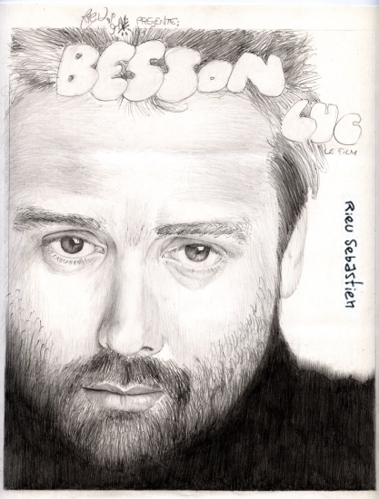 Luc Besson by sebrieu
